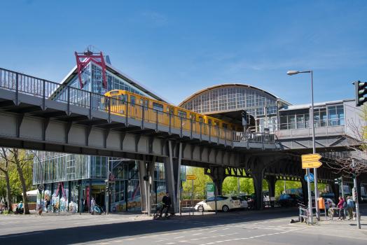 Station de métro Prinzenstraße