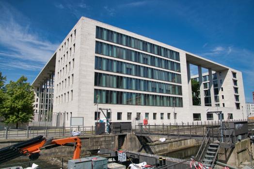 Minstère fédéral de l'Extérieur (Nouveau bâtiment)