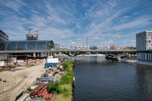 Humboldt Port Railroad Bridge