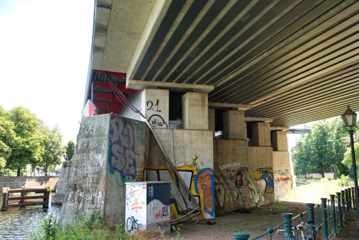 Spreebrücke Bellevue