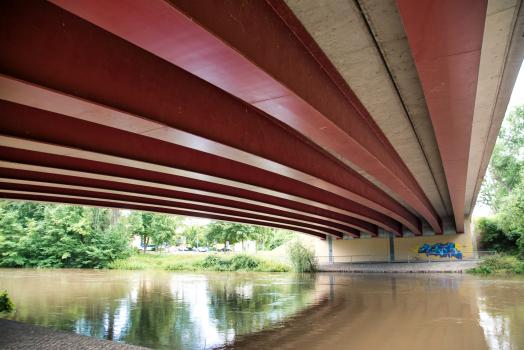 Merseburg Bridge (West)