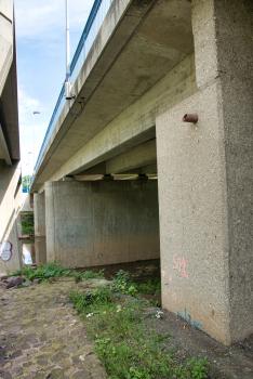 Saalebrücke Merseburg (Ost)