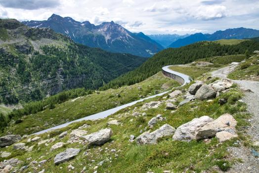 Ligne de la Bernina