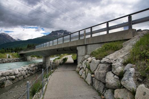 Nouveau pont de Samedan