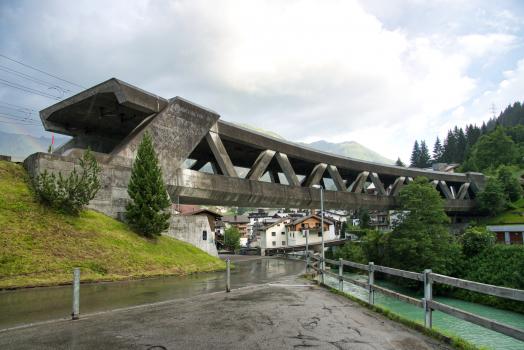 Landquart Bridge