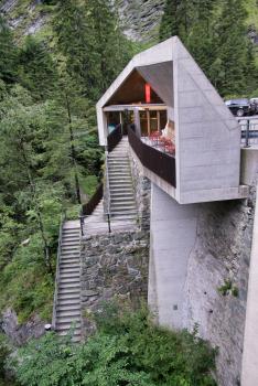 Viamala Gorge Visitor Center