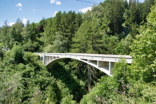 Pont sur le Valtschiel