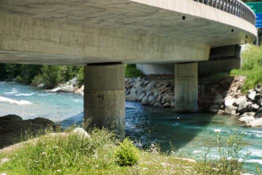 Hinterrheinbrücke Splügen-West