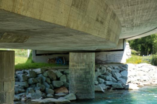 Hinterrheinbrücke Splügen-Ost