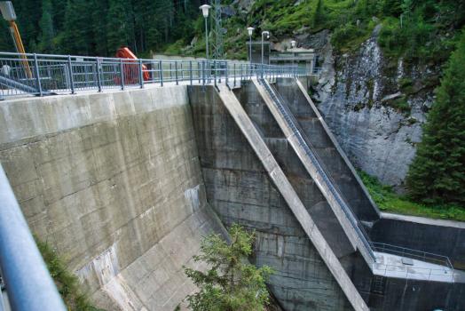 Barrage d'Innerferrera