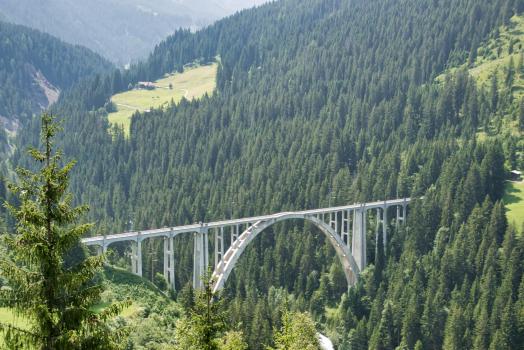 Langwies Viaduct
