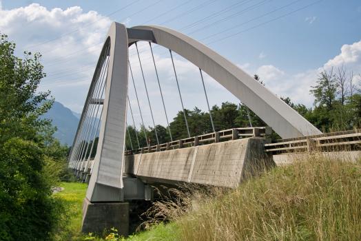 Landquartbrücke Au