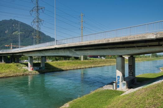 Brücke Schäniserstrasse