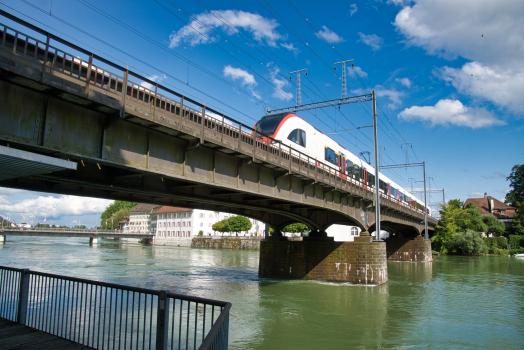 Solothurn Railroad Bridge