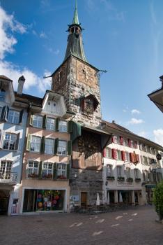 Zeitglockenturm Solothurn