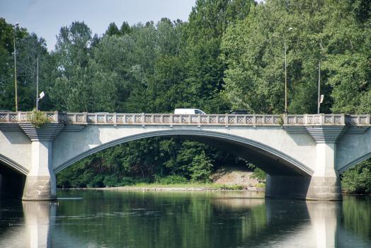 Sassi-Brücke