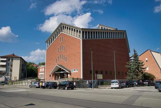 Kirche San Giulio d'Orta