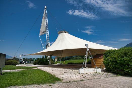 Pavillon de l'aire du Granier