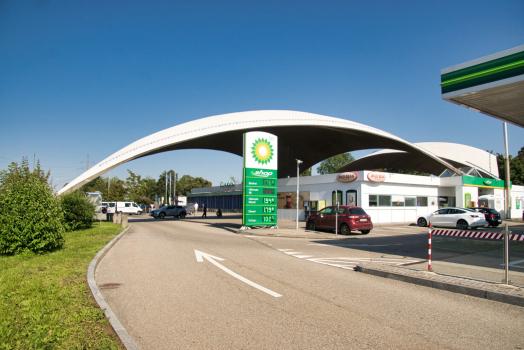 Deitingen Service Station