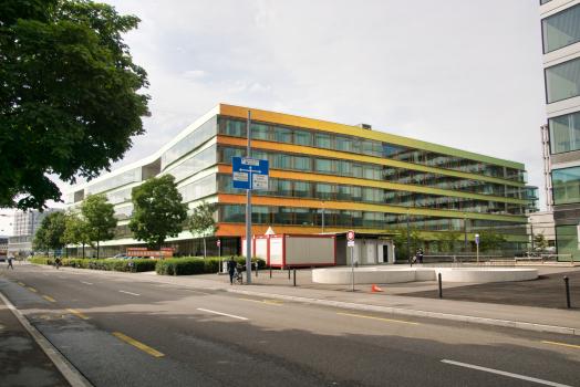 Hôpital universitaire pour enfants de Bâle