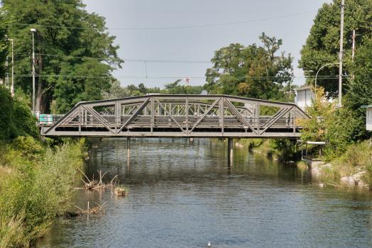 Hafenbahnbrücke Basel (I)