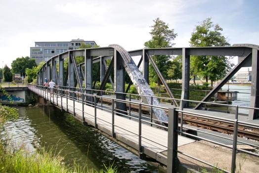 Basel Port Rail Bridge (IV)