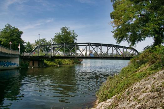 Hafenbahnbrücke Basel (IV)