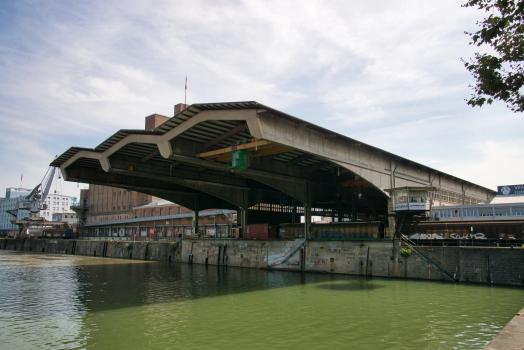 Umschlaghof Rheinhafen Kleinhüningen