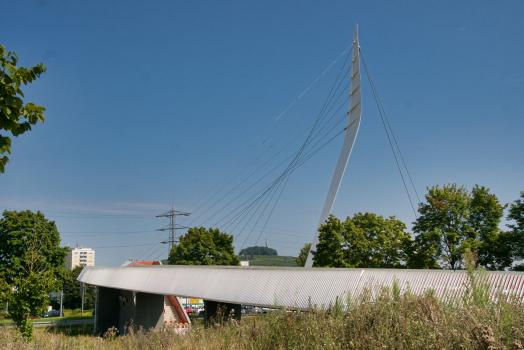 Passerelle d'Ortenau