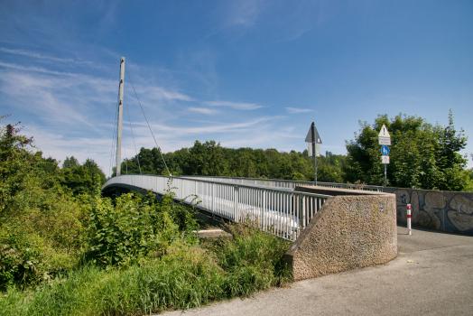 Geh- und Radwegbrücke Johann-Wild-Straße