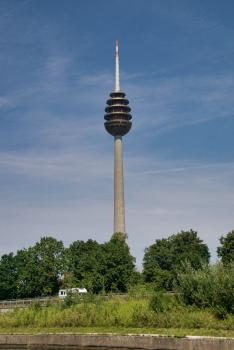 Tour de transmission de Nuremberg