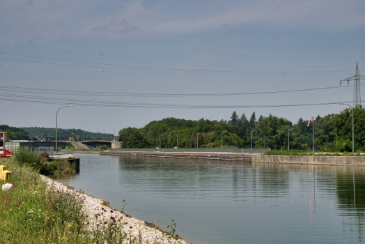 Kanalbrücke Rednitztal