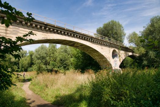 Pegnitz River Rail Bridge