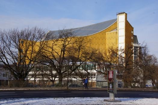 Berlin Philharmony, Berliner Philharmonie