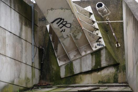 André Citroën Quay Viaduct