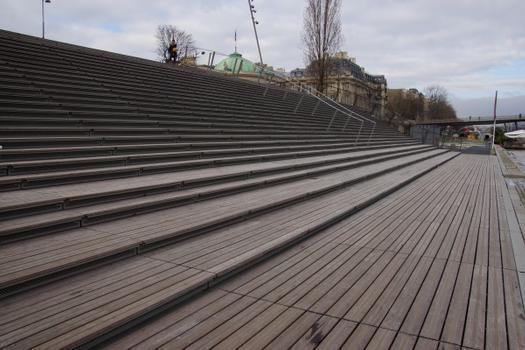 Quai d'Orsay Stairway