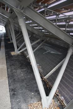 Escalier du quai d'Orsay