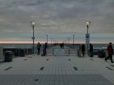 Kolobrzeg Pier