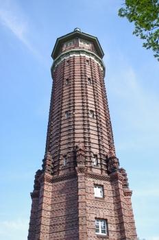 Wasserturm im Volkspark Jungfernheide, Berlin