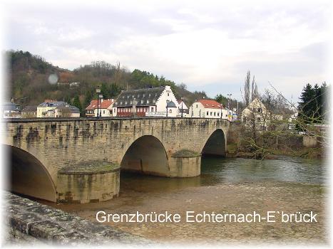 Echternach Bridge