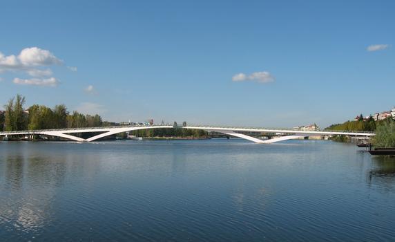Pedro-und-Inês-Brücke in Coimbra
