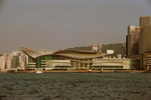 Hong Kong Convention & Exhibition Centre Extension
