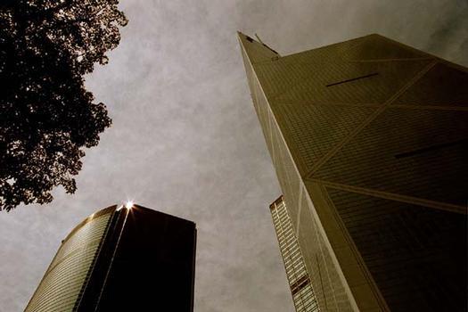Bank of China Building, Hong Kong.