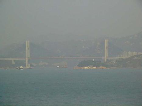 Kap Shui Mun Bridge, Hong Kong.