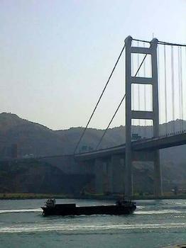 Tsing Ma Bridge, Hong Kong