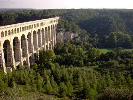 Aqueduc de Roquefavour, Aix-en-Provence