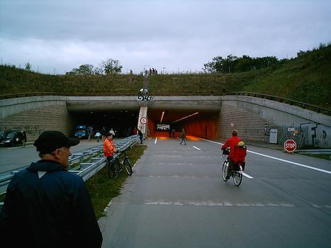 Tunnel Altfranken