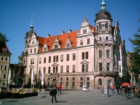 Dresdener Residenzschloss Südflügel