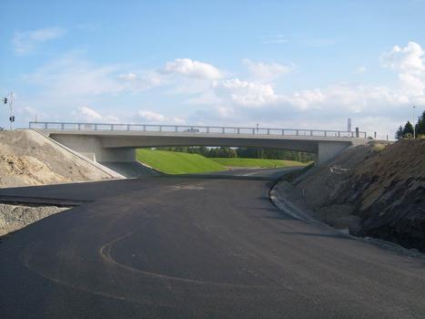 S95 Overpass at Radeberg