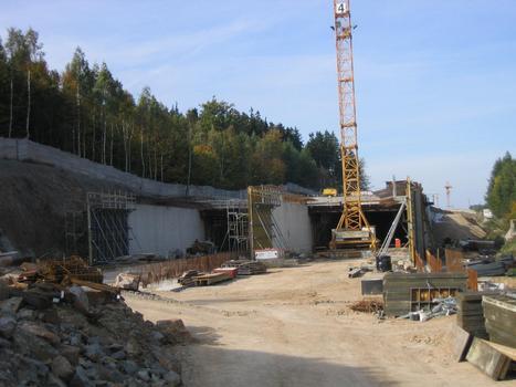 Landschaftsbrücke Harthe